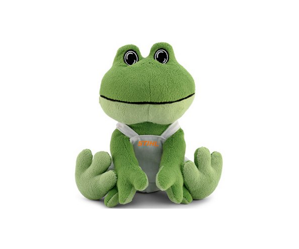 Stihl Frog soft toy
