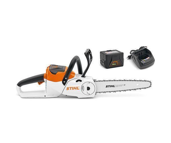 Stihl MSA 120 C-BQ battery chainsaw (12