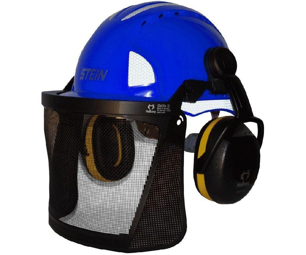 Stein Ground worker helmet set (Blue)
