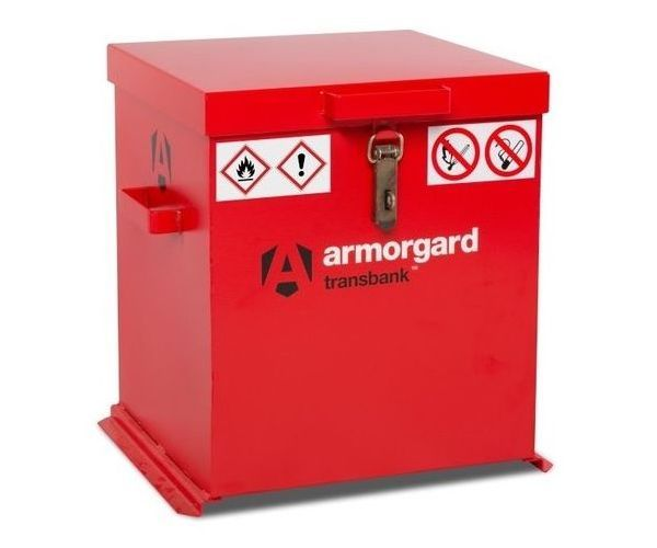 Armorgard TRB2 TransBank fuel storage box
