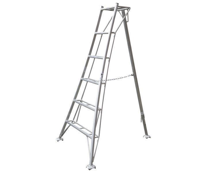 Workware lightweight aluminium Japanese tripod ladder