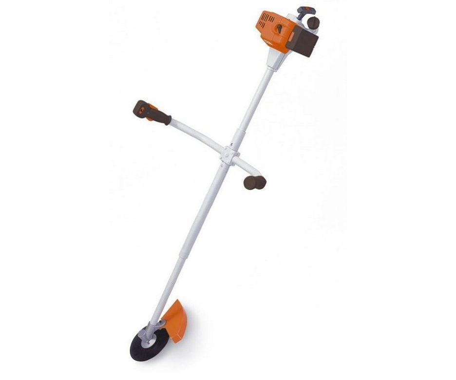 Stihl battery-operated toy brushcutter