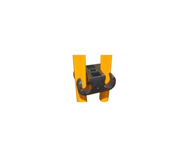 Stump grinder guard pack of 4 hinges