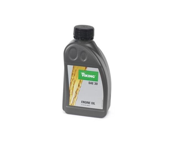 Viking SAE 30 four stroke engine oil (600ml)