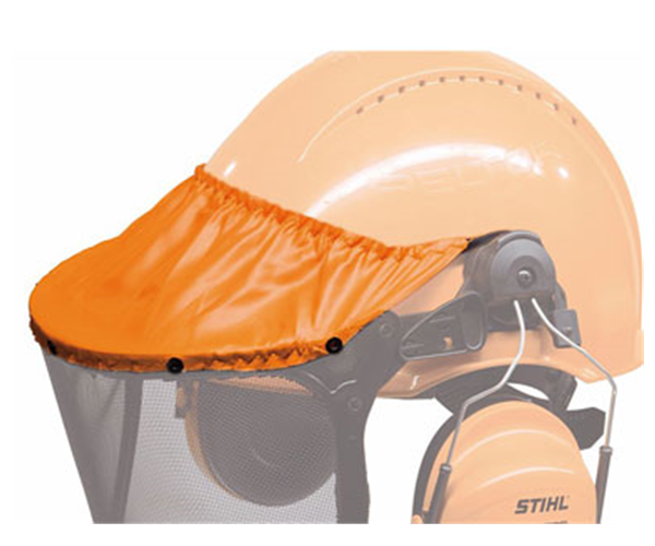 Stihl rain visor seal for Vent helmet