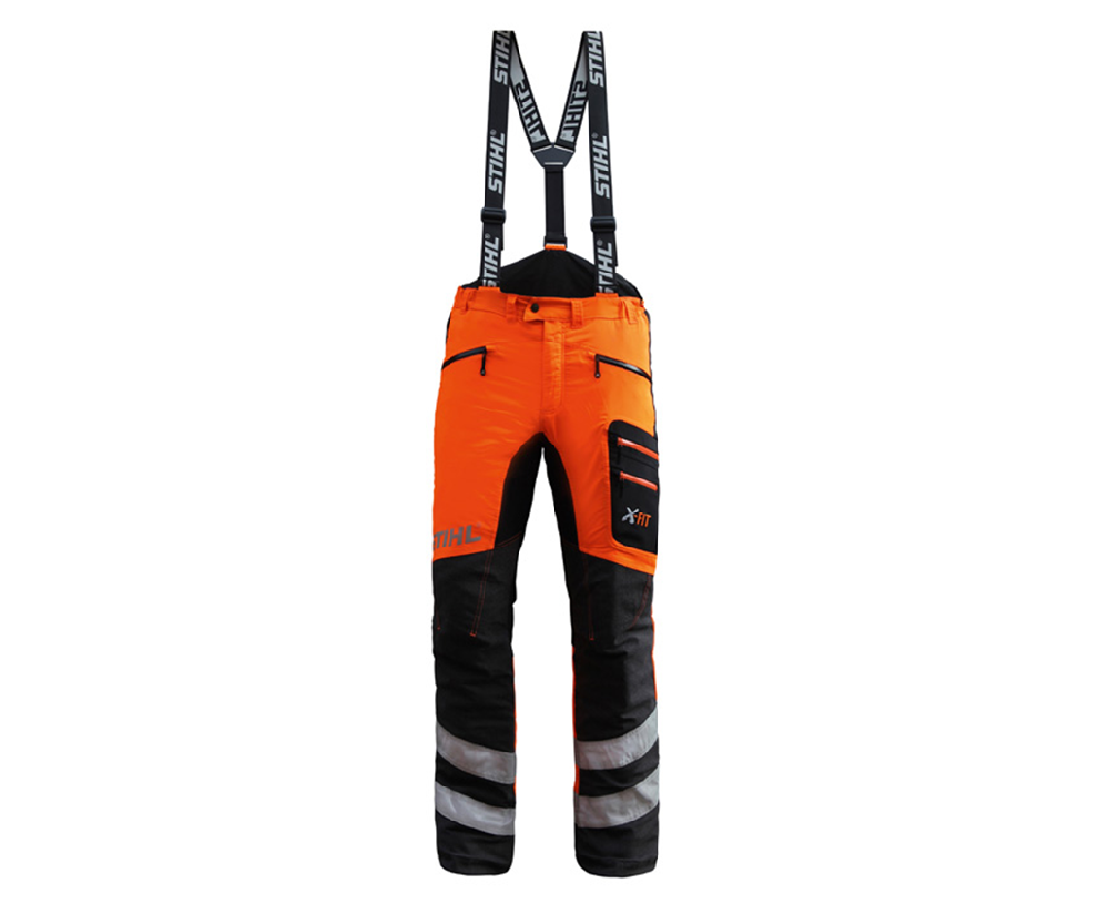 Stihl X-Fit chainsaw trousers Type A (Small)