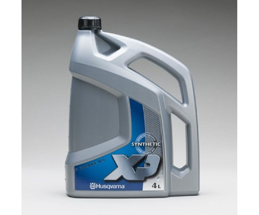 Husqvarna two stroke XP synthetic oil (4 litre)