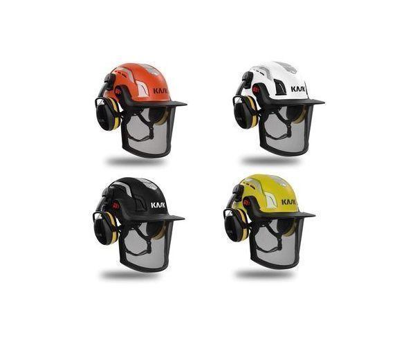 Kask Zenith PL climbing helmet combo kit
