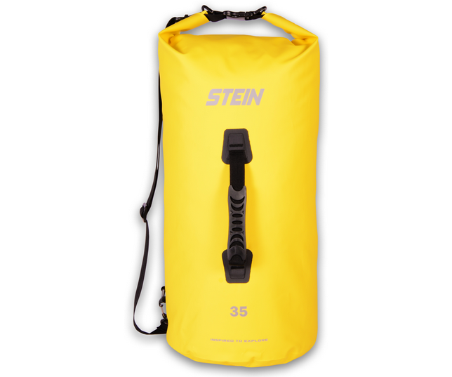 Stein Envoy tube rope bag (Yellow) (35L)