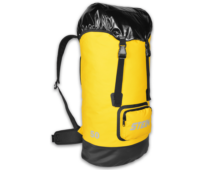 Stein Voyager storage bag (Yellow) (50L)