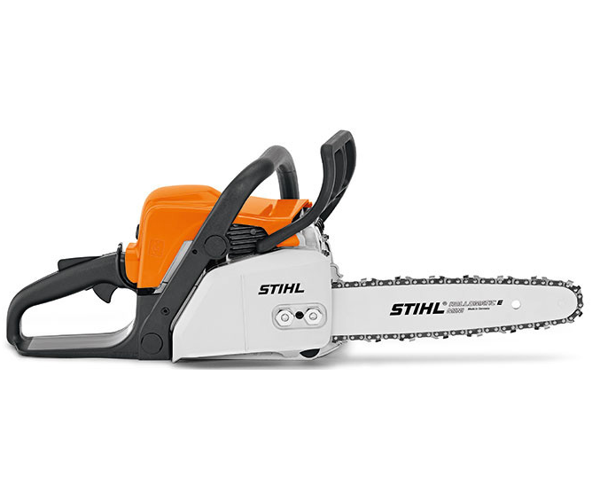 Stihl MS 180 chainsaw (31.8cc) (14 inch bar & chain)