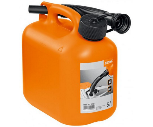 Stihl 5 litre petrol can (Orange)