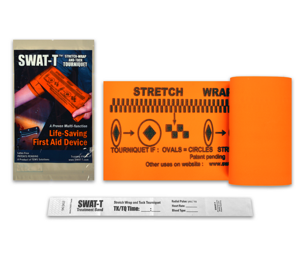 SWAT-T rescue tourniquet (Orange)