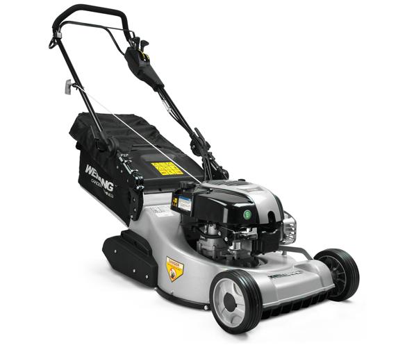 Weibang Legacy 48 V petrol self-propelled rear roller mower (48cm cut)