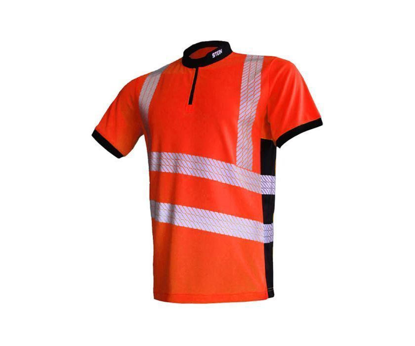 Stein X25 Ventout T-shirt (Hi-viz orange) (Large)