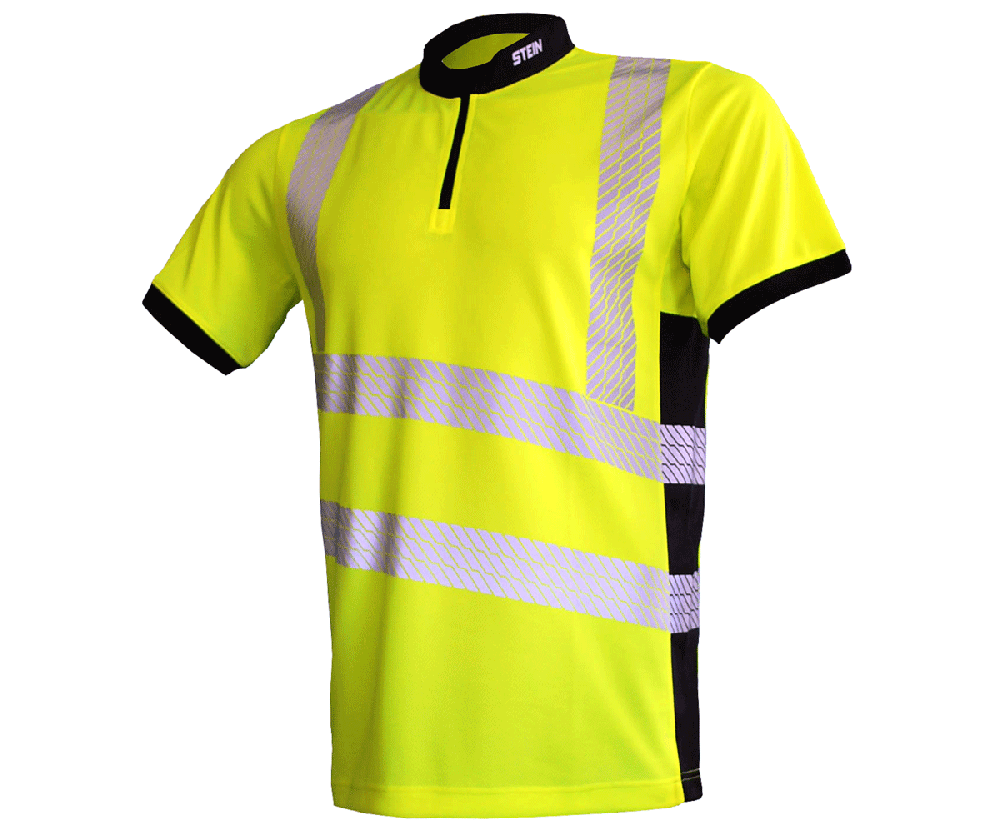 Stein X25 Ventout T-shirt (Hi-viz yellow) (Large)