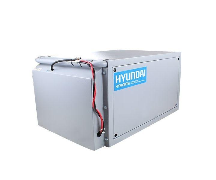 Hyundai HY8000RVi motorhome RV petrol leisure generator