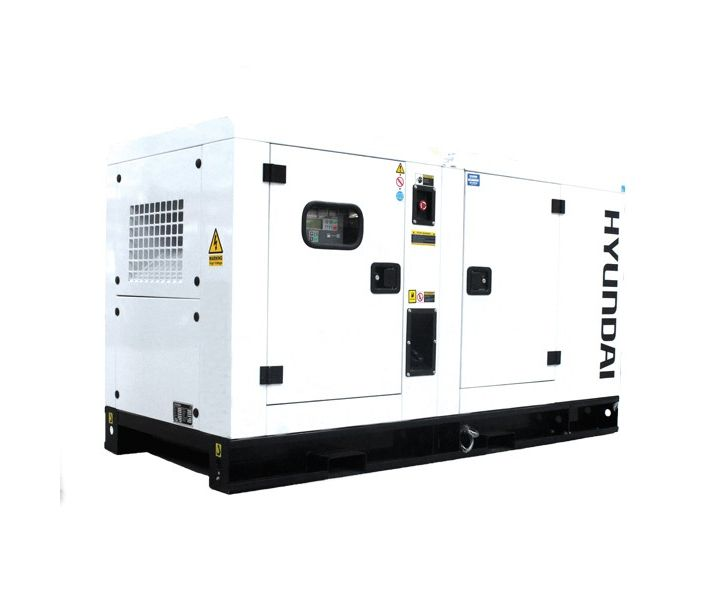 Hyundai DHY35KSEM single phase diesel generator
