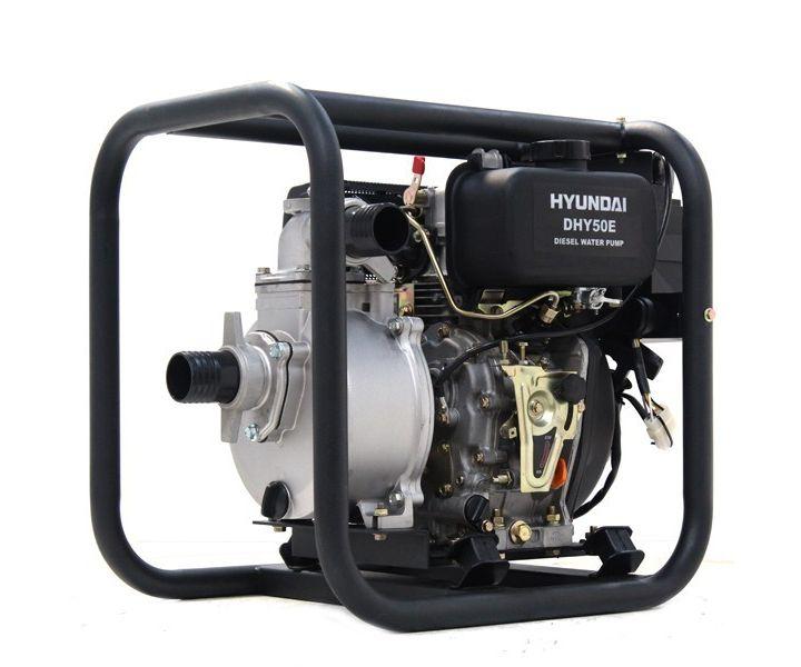 Hyundai DHY50E diesel clean water pump