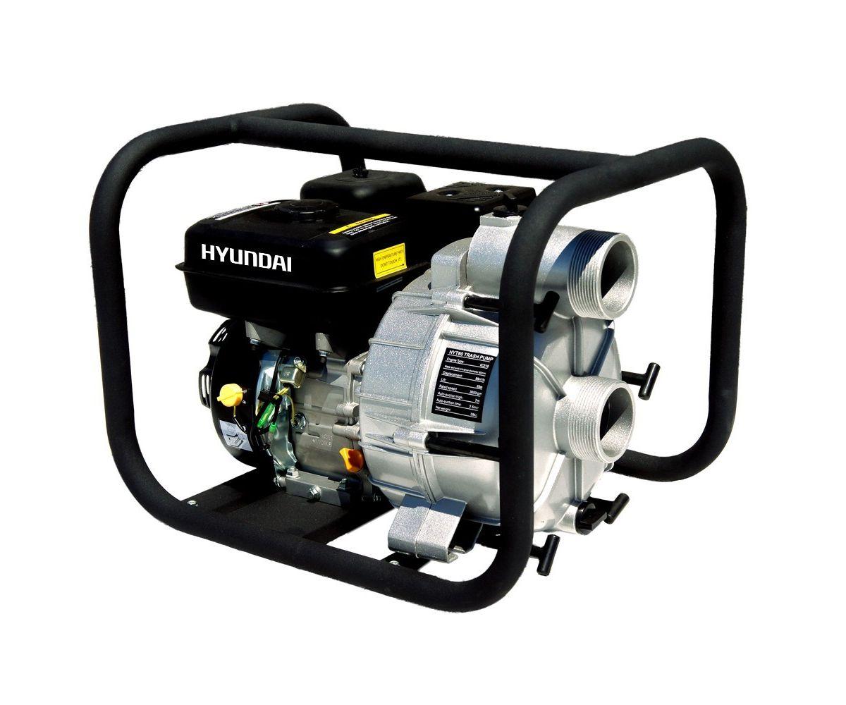 Hyundai HYT80 petrol dirty water pump