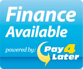 Pay4Later finance available