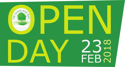 Open Day on 23 Feb 2018