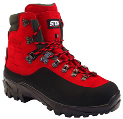 Stein Phantom D3O chainsaw boots