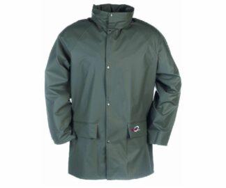 Sioen Flexothane Dortmund waterproof jacket (green)