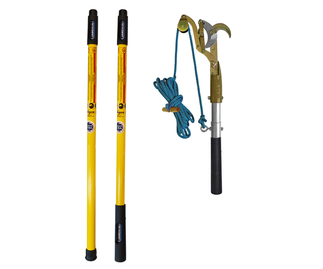 Sectional Pole Saws & Loppers