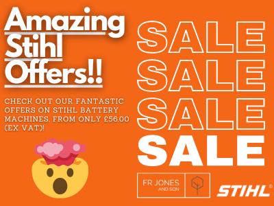 Amazing Stihl Offers!!