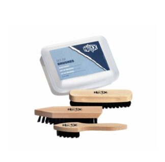 Haix set of cleaning brushes
