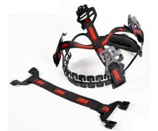 3M X5000 6-point internal suspension