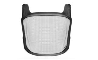 Husqvarna etched visor for Forest helmet Technical