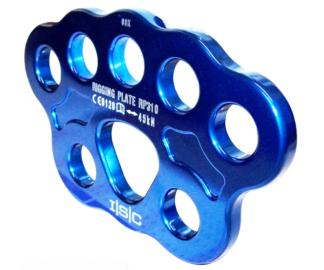 ISC aluminium rigging plate (medium)