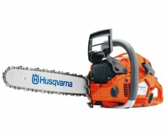 Husqvarna 555 chainsaw (59.8cc) (18 inch bar & chain)