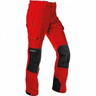 Pfanner Gladiator non-protective work trousers (Red)