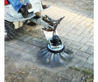 Westermann WKB550 weed ripper brush attachment for CM2 PRO (550mm)