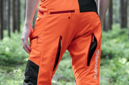 Husqvarna Technical brushcutting trousers