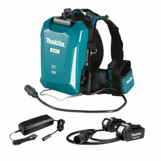 Makita PDC1200A01 LXT/XGT Li-ion 33.5Ah portable power pack (Kit (with charger & twin 18v lxt adaptor))