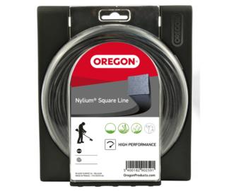 Oregon 4.0mm Nylium Square strimmer line (22m)