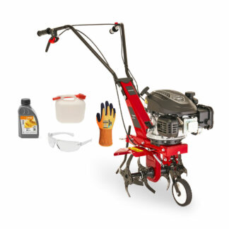 Mountfield Manor Compact 36V tiller/cultivator (Promo kit)
