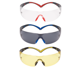 3M SF-402 safety glasses