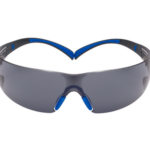 3M SF-402 safety glasses - Smoked