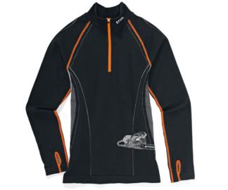 Stihl Advance long sleeve base layer top (black)