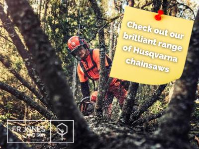 Husqvarna Chainsaws