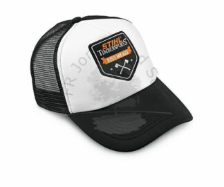 Stihl Timbersports 'KISS MY AXE' trucker cap