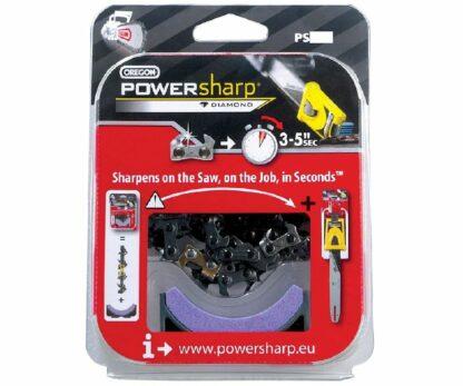 Oregon PS56E PowerSharp chain & stone