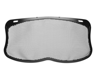 Husqvarna nylon mesh visor