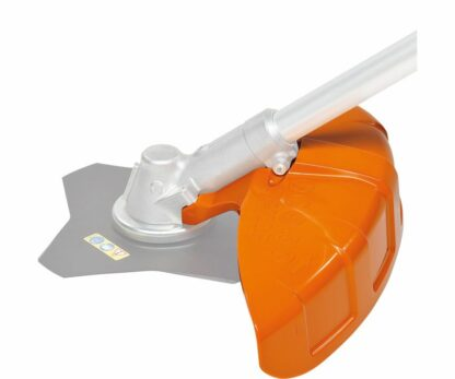 Stihl guard for metal mowing tools (FS 360, 410, 460, 490)