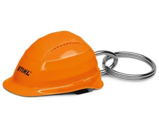 Stihl safety helmet keyring